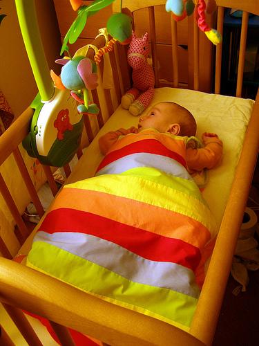 Как сделать так чтобы ребенок спокойнее спал 921